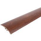 Порог ПВХ Идеал разноуровневый с дюбель-гвоздями 42 мм (0,9м) (341 ольха)