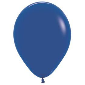 """Шар латексный 12"""", пастель, набор 100 шт., цвет синий"""
