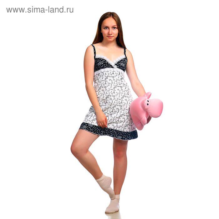 Сорочка женская Мария МИКС, р-р 52