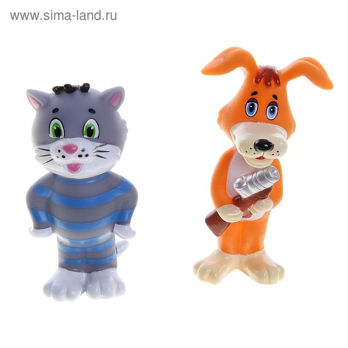 """Набор резиновых игрушек """"Простоквашино"""" МИКС"""