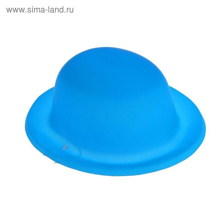 """Карнавальный набор шляп """"Эпатаж"""" мини, на резинке, (набор 6 шт) цвета МИКС"""