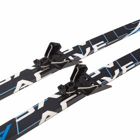 Крепление для лыж 3-штыревое сталь SportMaxim, цвет белый