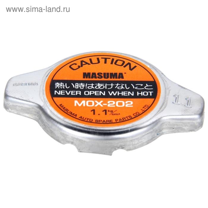 Крышка радиатора Masuma MOX-202, 1.1 кг/см2