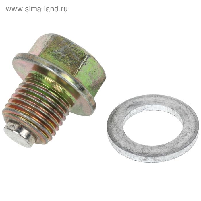 Болт маслосливной Masuma с магнитом М-47, 14х1.5 мм