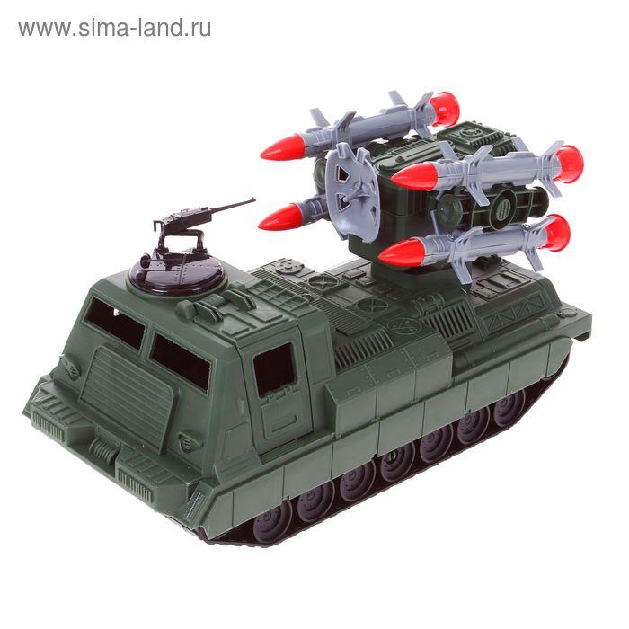 """Танк """"Ракетная установка"""""""