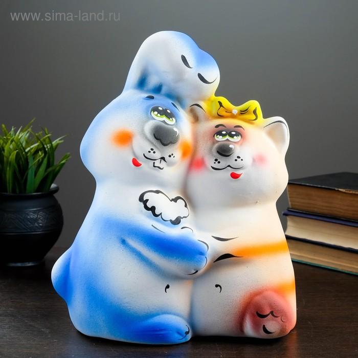 "Копилка ""Кот и кролик"""