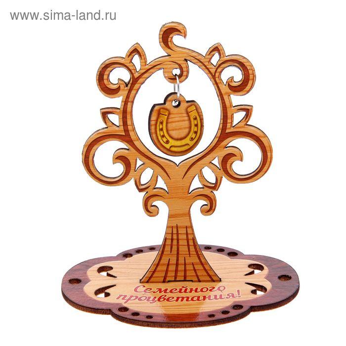"""Денежное дерево на подставке """"Семейного процветания"""""""