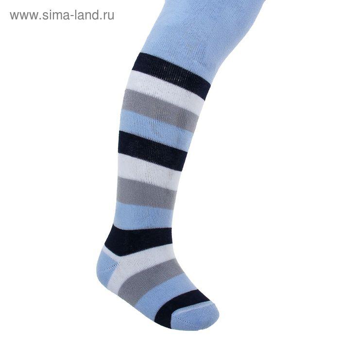 Колготки детские, рост 74-80 см, цвет голубой CAN 05009