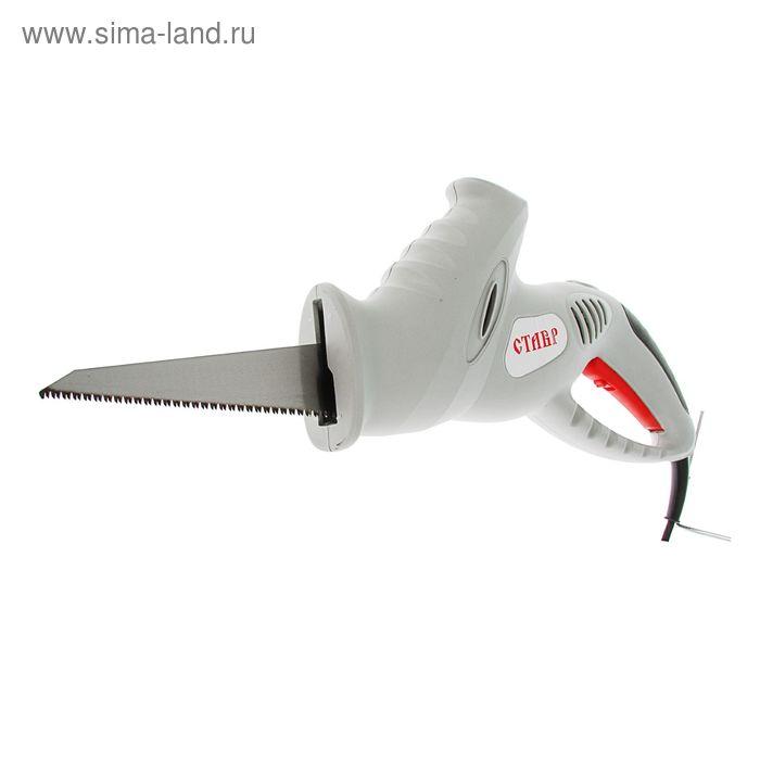 "Ножовка ""Ставр"" электрическая НЭ-550, 550 Вт, 300-3400 х/мин, 12,5 мм, рег. частоты хода"