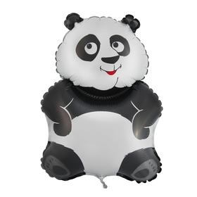 """Шар фольгированный 12"""" """"Панда"""" для палочки"""