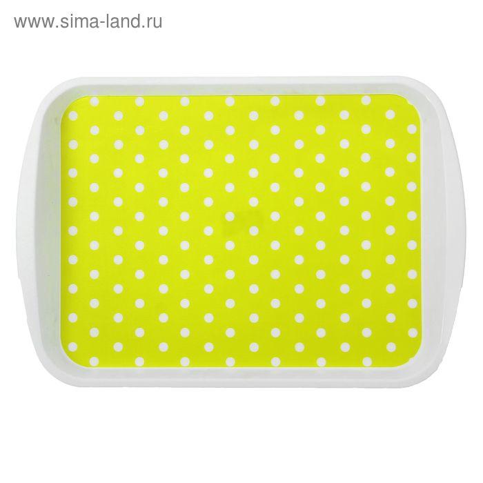 Поднос прямоугольный 30,5×43,5 см Lime