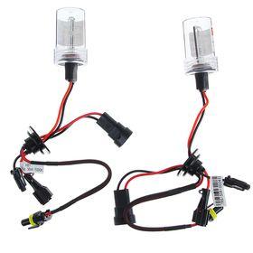 Комплект ксеноновых ламп TORSO H11, для блоков AC, 12 В, 4300 К, 2 шт.