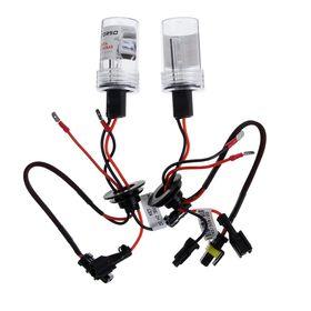Комплект ксеноновых ламп TORSO H7, для блоков DC, 12 В, 5000 К, 2 шт.