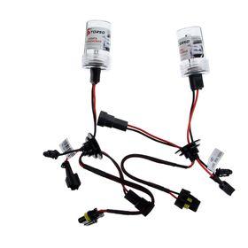 Комплект ксеноновых ламп TORSO HB3(9005), для блоков DC, 12 В, 5000 К, 2 шт.