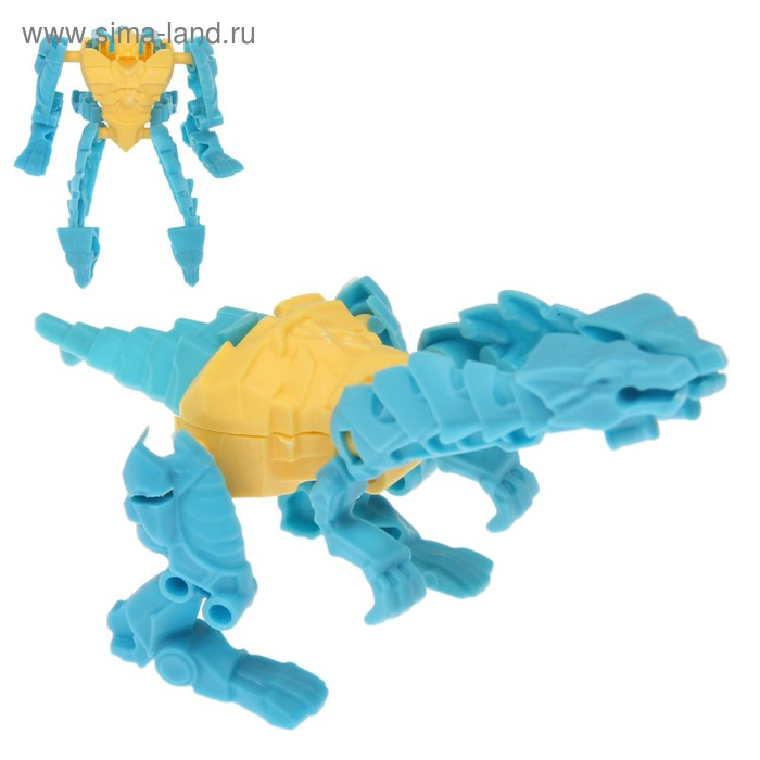 Трансформер-животное, цвета МИКС