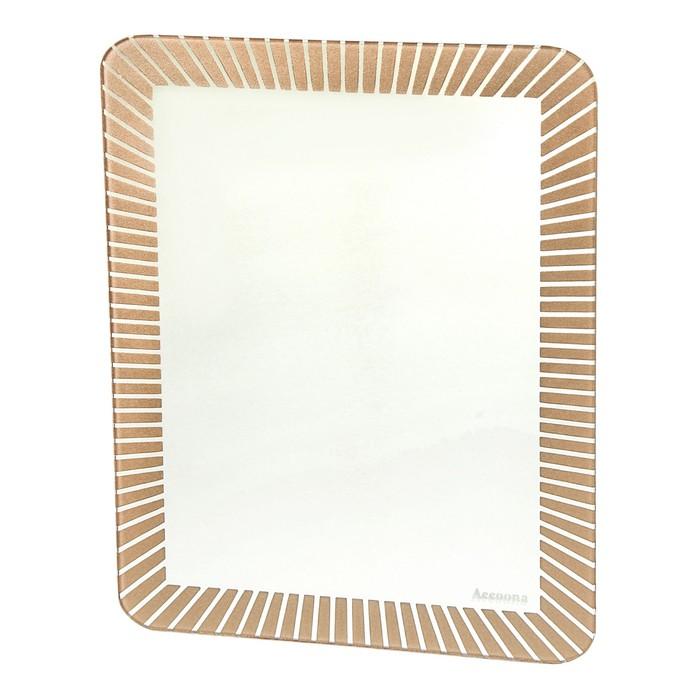 Зеркало в ванную комнату Ассоona А633, 600 х 450 мм