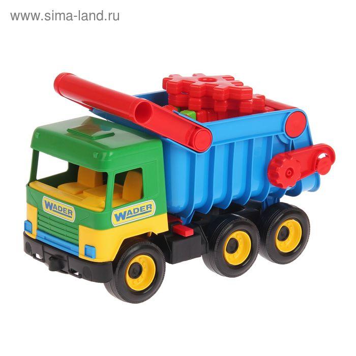 Автомобиль-строитель Middle truck