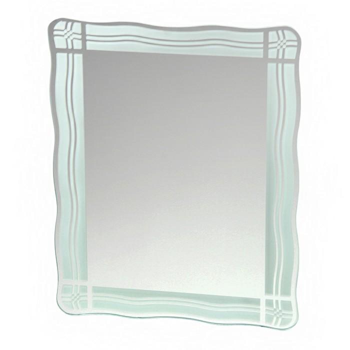 Зеркало в ванную комнату Ассоona А609, 600 х 450 мм