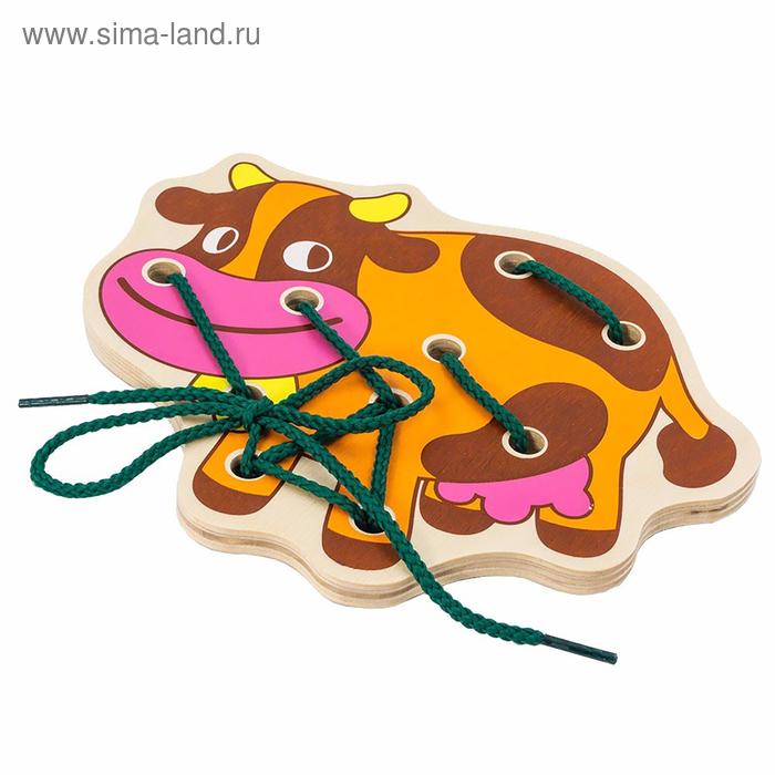 "Шнуровка ""Корова"""