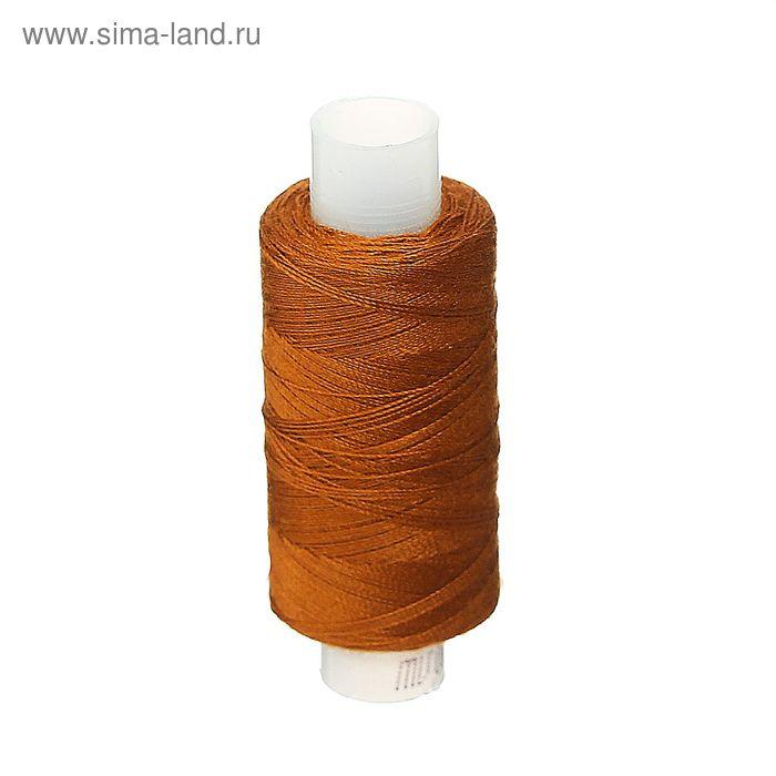 Нитки 40ЛШ, 200м, №102, цвет коричневый