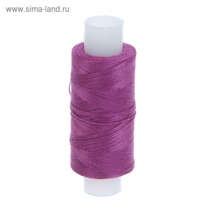 Нитки 40ЛШ 200 м, №222, цвет светло-фиолетовый