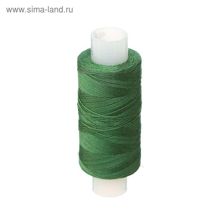 Нитки 40ЛШ 200 м, №89, цвет зелёный