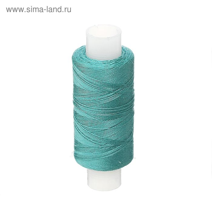 Нитки 40ЛШ 200 м, №069, цвет морская волна