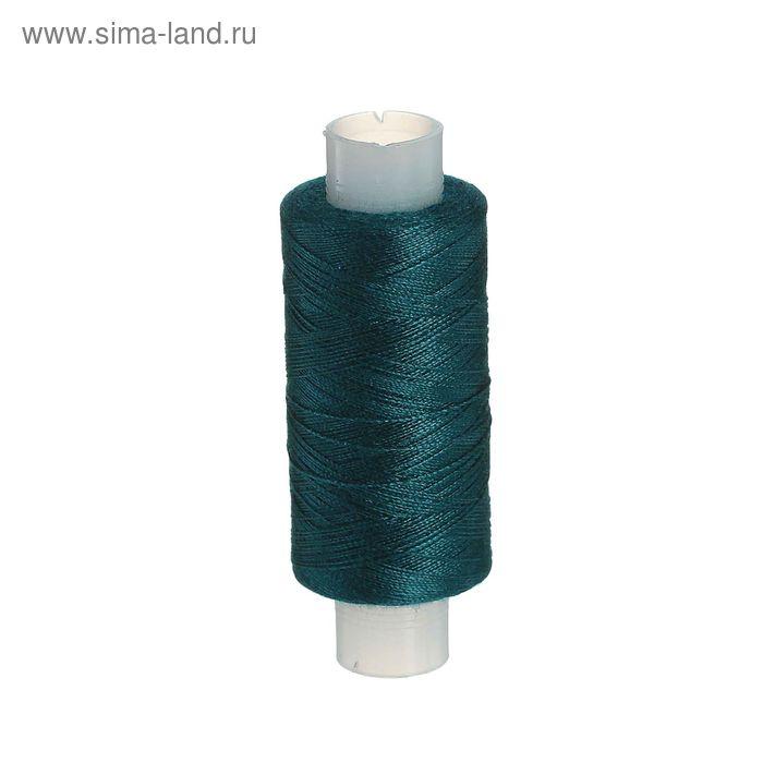 Нитки 40ЛШ 200 м, №164, цвет бирюзовый