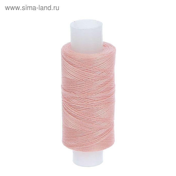 Нитки 40ЛШ 200 м, №021, цвет нежно-розовый