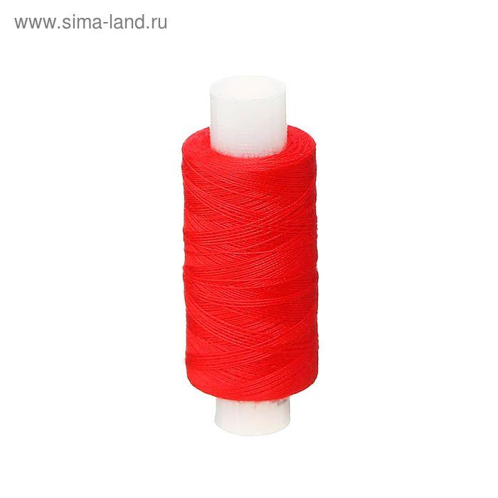 Нитки 40ЛШ 200 м, №136, цвет красный