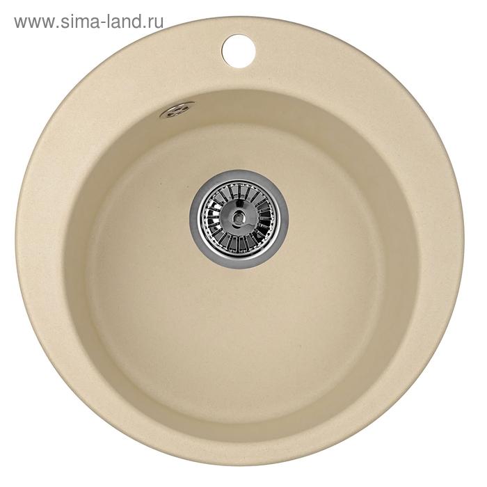"Мойка кухонная гранитная Granula 4801 ""Жасмин"""