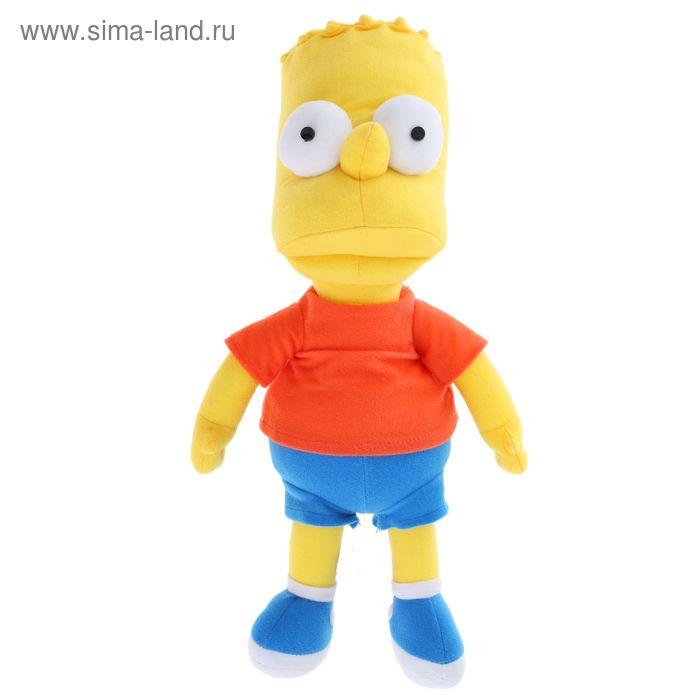 Мягкая игрушка «Барт Симпсон»