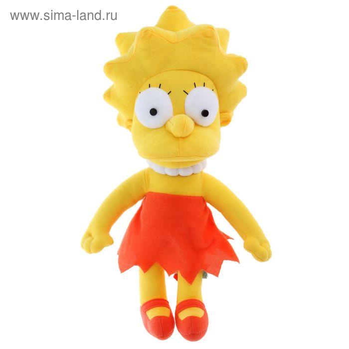 Мягкая игрушка «Лиза Симпсон»