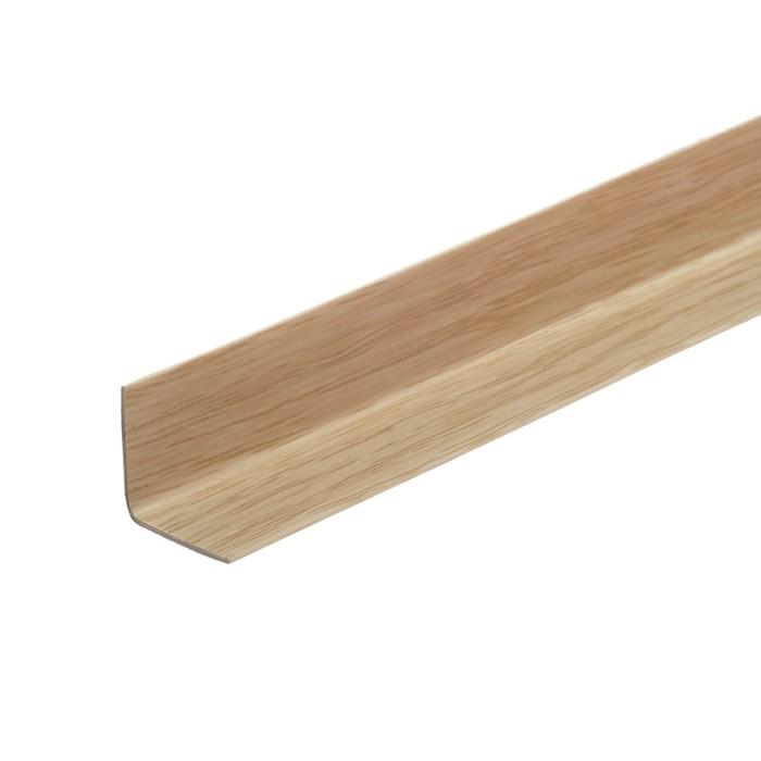 Уголок 15*15 2.7м дуб северный (двухстор)