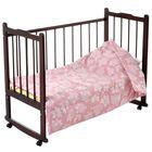 Одеяло детское, размер 140*108 см, цвет розовый 11-361Тм