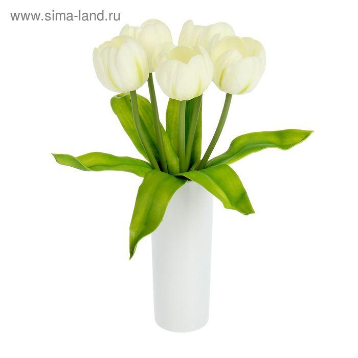 """Светильник LED """"Пять тюльпанов"""" белый"""