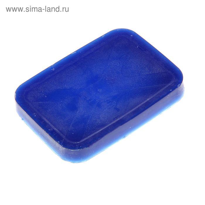 Краситель для твёрдых свечей 50 г, голубой