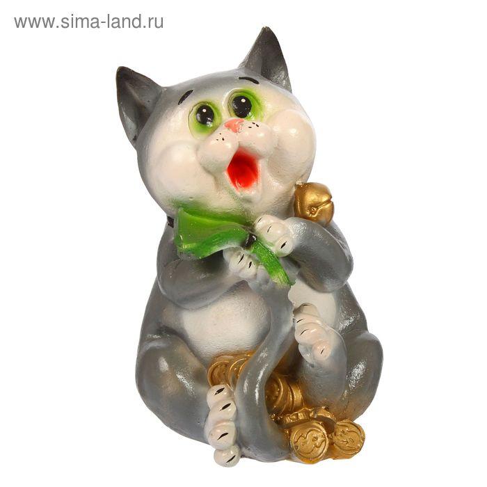 """Копилка """"Кот с деньгами"""""""