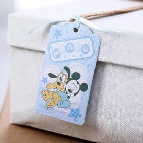 "Набор мини-открыток (6 шт.) ""Малыш"", Микки Маус, Дисней Беби"
