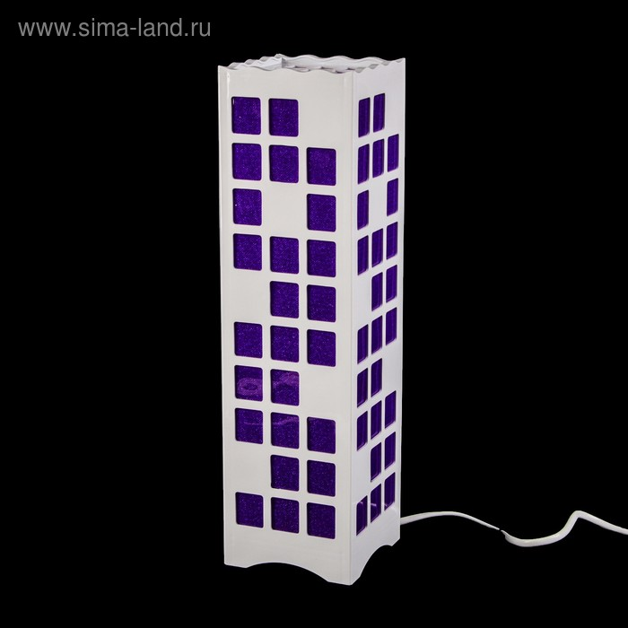 "Лампа настольная ""Головоломка"" МИКС"