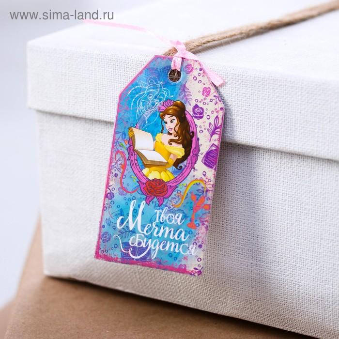 """Набор мини-открыток (6 шт.) """"Поверь в сказки"""", Принцессы"""