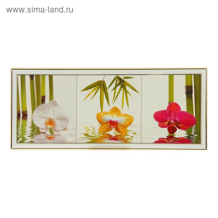 "Картина ""Три орхидеи"""