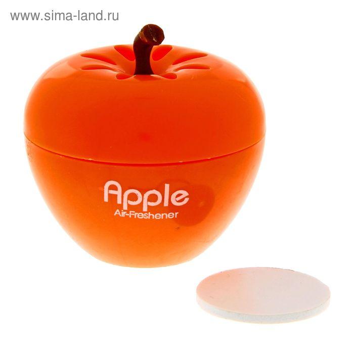Ароматизатор в авто яблоко, аромат лимона