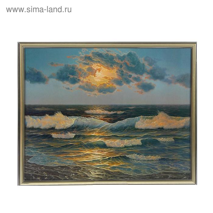 """Картина """"Морская волна"""""""