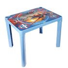 "Детский стол ""Самолёты"", цвет голубой"