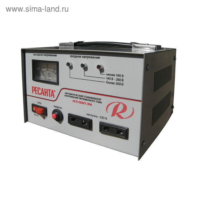 "Стабилизатор ""Ресанта"" ACH-500 /1-ЭМ"