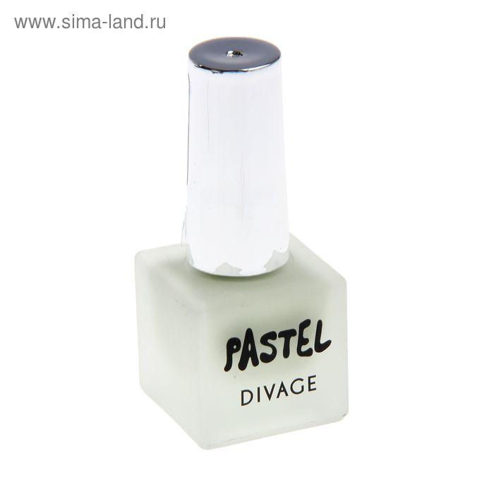 Лак для ногтей Divage, Nail polish pastel, цвет № 07