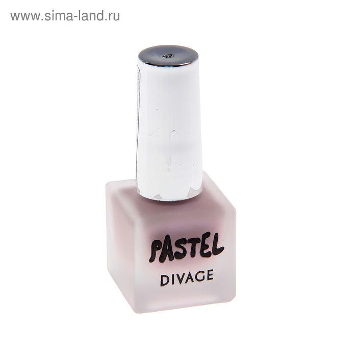 Лак для ногтей Divage Nail Polish Pastel, тон № 05