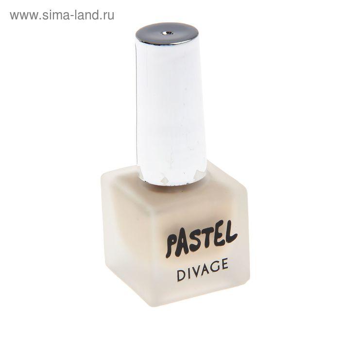 Лак для ногтей Divage, Nail polish pastel, цвет № 02
