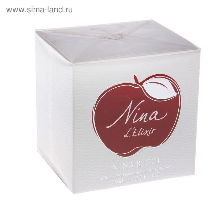 Парфюмерная вода Nina Ricci Nina Elixir, 80 мл